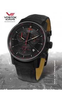 Limousine Grand Chrono Quartz 5654176