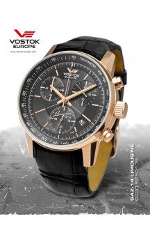 Limousine Grand Chrono Quartz 5659175