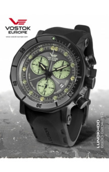 Lunokhod-2 Grand Chrono 6S30-6204212
