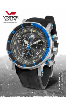 Lunokhod-2 Grand Chrono 6S30-6205213