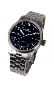 Fortis 700.10.81 M F-43 Flieger Big Day-Date
