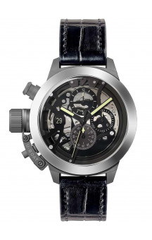U-Boat 8060 Skeleton Titanium chronograph 45 mm