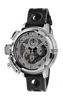 U-Boat 8065 Chimera Skeleton Tungsten chronograph 46 mm
