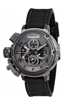 U-Boat 8066 Chimera Skeleton Titanium chronograph 46 mm
