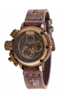 U-Boat 8096 Chimera Bronze chronograph 46 mm