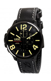 U-Boat 8109 Capsoil Chrono quartz 45 mm