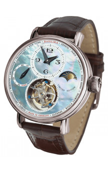 Poljot International Tourbillon Powerreserve 80 hours 3340.T12 MP (demo)