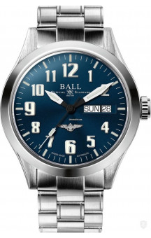 Ball Engineer III Silver Star NM2182C-S2J-B