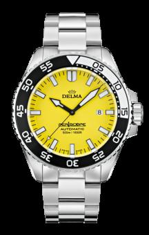 Delma Periscope Automatic 500m Yellow