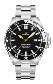 Delma Periscope Automatic 500m Black