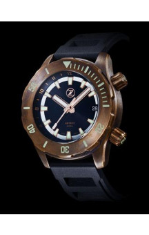 Zelos Abyss 2 Black Dial