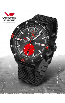 Vostok-Europe Almaz 320C260 Bracelet