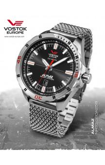 Vostok-Europe Almaz 320A258 Steel-Bracelet