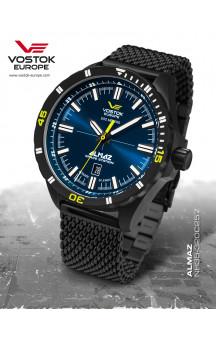 Vostok-Europe Almaz 320C257 Steel-Bracelet