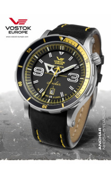 Vostok Europe Anchar 510A522 Leatherstrap