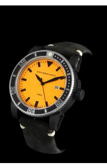 Schaumburg AQM4 - Orange PVD Steel