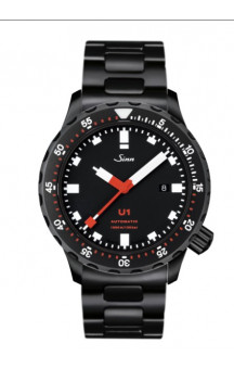 Sinn Art-Nr. 1010.020 Diver U1S PVD Coated Steelbracelet