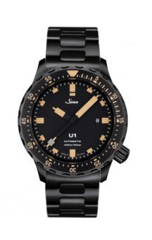 Sinn Art-Nr. 1010.023 Diver U1SE PVD Coated Steelbracelet