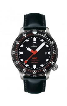 Sinn Art-Nr. 1050.040 U50SDR Diver Leatherstrap