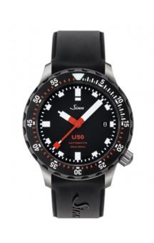 Sinn Art-Nr. 1050.040 U50SDR Diver Siliconestrap