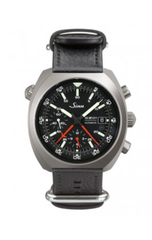 Sinn Art-Nr. 140.020 Space chronograph Dual Apple System
