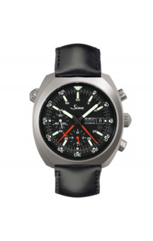 Sinn Art-Nr. 140.020 Space chronograph Leatherstrap