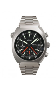 Sinn Art-Nr. 140.020 Space chronograph Steelbracelet