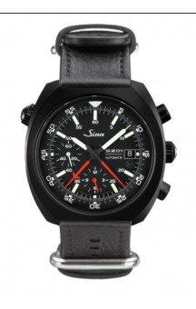 Sinn Art-Nr. 140.030 PVD Coated Space chronograph Dual Apple System