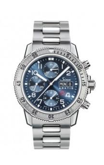 Sinn Art-Nr. 206.012 206 Arktis 6 Diver Chronograph Steelbracelet