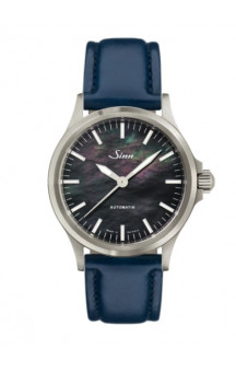 Sinn Art-Nr. 556.0105 Heavy Blue  Leatherstrap
