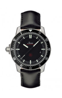 Sinn Art-Nr. 703.010 Pilot Watch EZM 3F Leatherstrap