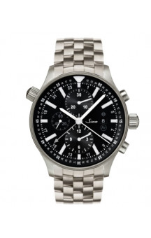 Sinn Art-Nr. 900.011 900 The Large Pilot Chronograph Steelbracelet