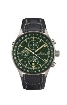 Sinn Art-Nr. 3006.010 Leatherstrap Hunting Watch