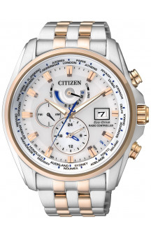 Citizen worldtimer radiocontroled