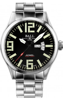 Ball Engineer Master II Aviator NM1080C-S14A-BK