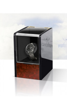 Watchwinder single i eksklusiv pianolak