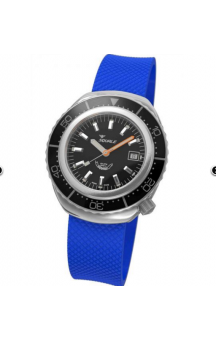 Squale 2002 101 Blue Rubberband
