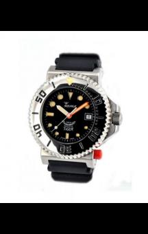 Squale Tiger 300M 064 black dial NOS