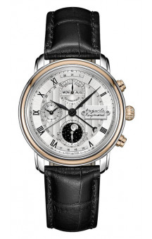 Auguste Reymond Cotton Club Chronograph AR Moonphase .AR.16M0.3.570.2