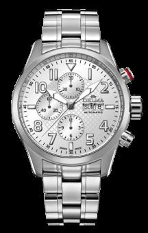 Classic Aero Chronograph White