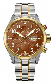Classic Aero Chronograph T.T. Brown