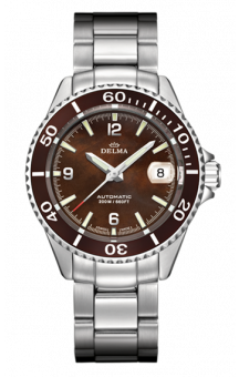 Delma Santiago Automatic Brown