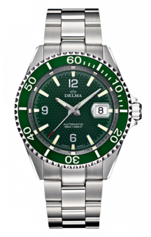 Delma Santiago Automatic Green