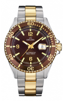 Delma Santiago Automatic T.T. Brown