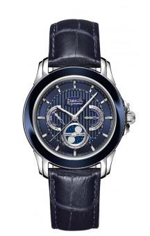 Auguste Reymond Magellan Quartz blue PVD AR.7689.6.610.6