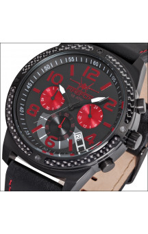 FIREFOX Skydiver Carbon Chronograph