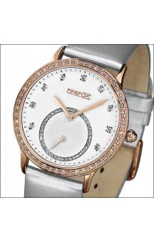 FIREFOX watch rosa guld zirkonia FFSL1005-101 hvid