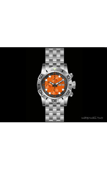 Nauticfish Waterfall Chronograph Orange
