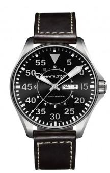 Hamilton Khaki Aviation Day Date H64715535