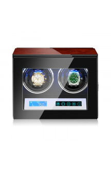Maubuchi LCD Touchscreen 2 positions Watch Winder For 2 Ure
